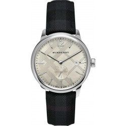Купить Burberry Мужские Часы The Classic Round BU10008