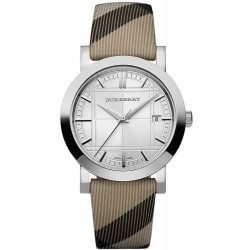 Купить Burberry Унисекс Часы The City Nova Check BU1390