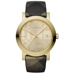 Купить Burberry Унисекс Часы The City Nova Check BU1874