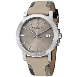 Купить Burberry Унисекс Часы Heritage Nova Check BU9021