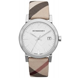 Купить Burberry Унисекс Часы The City Nova Check BU9022