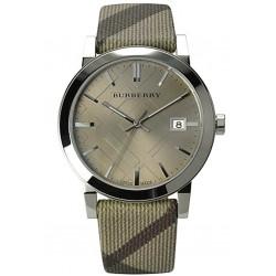 Купить Burberry Унисекс Часы The City Nova Check BU9023