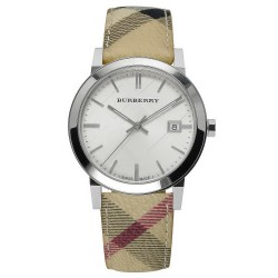 Купить Burberry Унисекс Часы The City Nova Check BU9025
