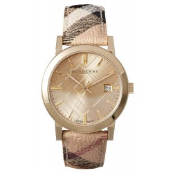 Купить Burberry Унисекс Часы The City Nova Check BU9026
