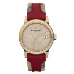 Купить Burberry Женские Часы Heritage Nova Check BU9111