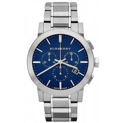 Купить Burberry Мужские Часы The City BU9363 Хронограф