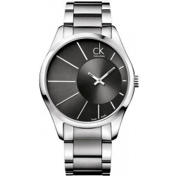 Купить Calvin Klein Мужские Часы Deluxe K0S21108
