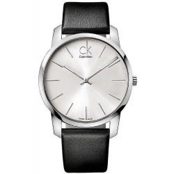 Купить Calvin Klein Мужские Часы City K2G211C6