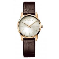 Купить Calvin Klein Женские Часы City K2G23620