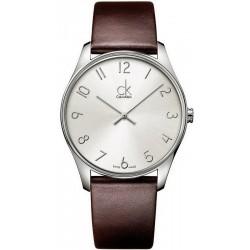 Купить Calvin Klein Мужские Часы New Classic K4D211G6