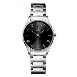 Купить Calvin Klein Женские Часы New Classic K4D2214Y