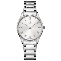 Купить Calvin Klein Женские Часы New Classic K4D2214Z