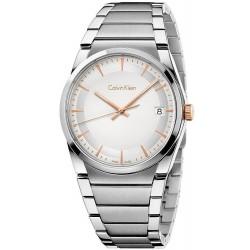 Купить Calvin Klein Мужские Часы Step K6K31B46