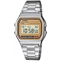 Купить Casio Collection Унисекс Часы A158WEA-9EF Digital Многофункциональный
