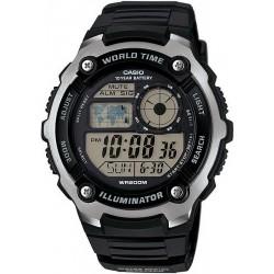 Купить Casio Collection Мужские Часы AE-2100W-1AVEF Digital Многофункциональный