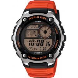 Купить Casio Collection Мужские Часы AE-2100W-4AVEF Digital Многофункциональный