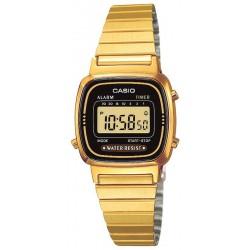 Купить Casio Collection Женские Часы LA670WEGA-1EF Digital Многофункциональный