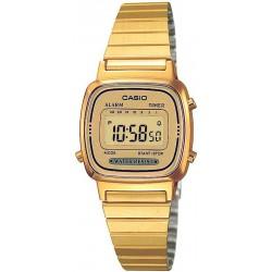 Купить Casio Collection Женские Часы LA670WEGA-9EF Digital Многофункциональный