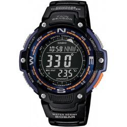 Купить Casio Collection Мужские Часы SGW-100-2BER Digital Многофункциональный