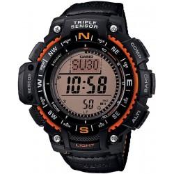 Купить Casio Collection Мужские Часы SGW-1000B-4AER Digital Многофункциональный