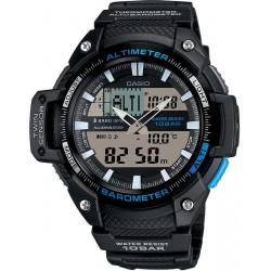 Купить Casio Collection Мужские Часы SGW-450H-1AER Ana-Digi Многофункциональный