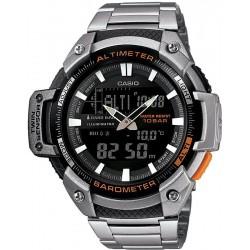 Купить Casio Collection Мужские Часы SGW-450HD-1BER Ana-Digi Многофункциональный