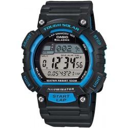Купить Casio Sports Унисекс Часы STL-S100H-2AVEF Digital Solar Многофункциональный