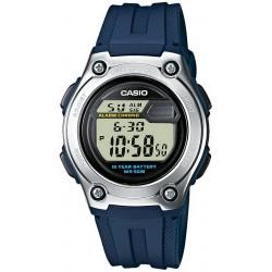 Casio Collection Мужские Часы W-211-2AVES Digital Многофункциональный
