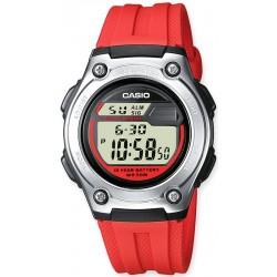 Casio Collection Мужские Часы W-211-4AVES Digital Многофункциональный