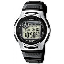 Casio Collection Мужские Часы W-213-1AVES Digital Многофункциональный