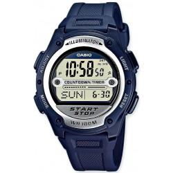 Casio Collection Мужские Часы W-756-2AVES Digital Многофункциональный