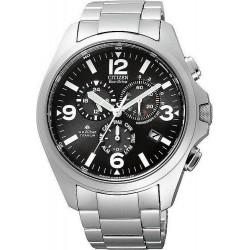 Купить Citizen Мужские Часы Promaster Хроно Радиоуправляемые Титан AS4030-59E