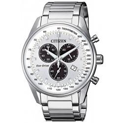 Купить Citizen Мужские Часы Chrono Eco-Drive AT2390-82A