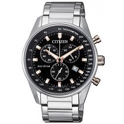 Citizen Мужские Часы Chrono Eco-Drive AT2396-86E