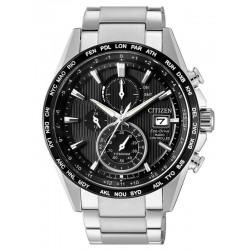 Купить Citizen Мужские Часы Радиоуправляемые H800 Титан Eco-Drive AT8154-82E