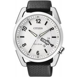 Citizen Мужские Часы Metropolitan Eco-Drive AW0010-01A