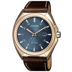 Citizen Мужские Часы Metropolitan Eco-Drive AW1573-11L