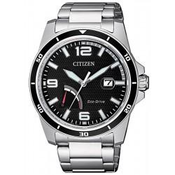 Citizen Мужские Часы Marine Eco-Drive AW7035-88E