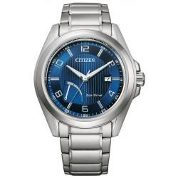 Citizen Мужские Часы Reserver Eco Drive AW7050-84L