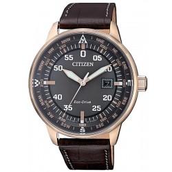 Купить Citizen Мужские Часы Aviator Eco-Drive BM7393-16H