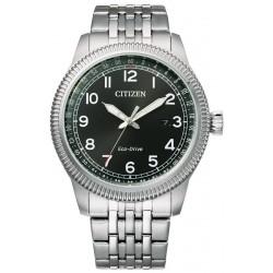 Купить Citizen Мужские Часы Aviator Eco Drive BM7480-81E