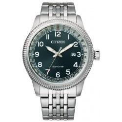 Купить Citizen Мужские Часы Aviator Eco Drive BM7480-81L