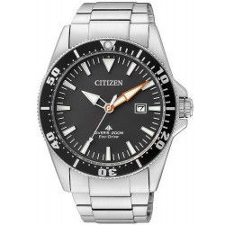 Купить Citizen Мужские Часы Promaster Marine Diver's Eco-Drive 200M BN0100-51E