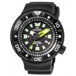 Citizen Мужские Часы Promaster Diver's Eco-Drive 300M BN0175-01E