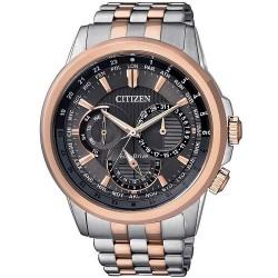 Купить Citizen Мужские Часы Calendrier Eco-Drive BU2026-65H Многофункциональный