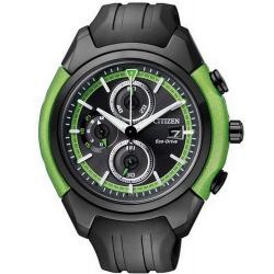 Citizen Мужские Часы Хронограф Eco-Drive CA0289-00E