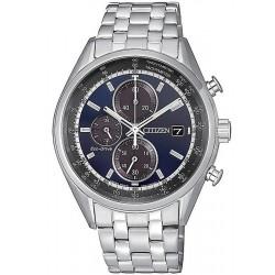 Citizen Мужские Часы Хроно Eco-Drive CA0451-89L