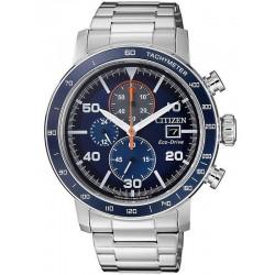 Citizen Мужские Часы Хроно Eco-Drive CA0640-86L