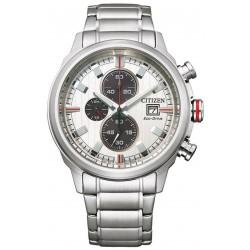 Citizen Мужские Часы Sport Хроно Eco Drive CA0738-83A