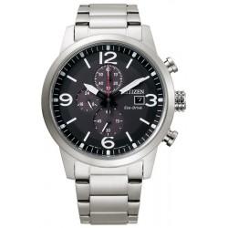 Citizen Мужские Часы Urban Хроно Eco Drive CA0741-89E
